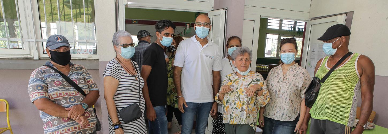 Insaniyat et l'ACH s'unissent contre la précarité à Saint-Denis