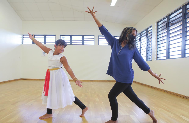 Wendy Peters - La passion de la danse Indienne