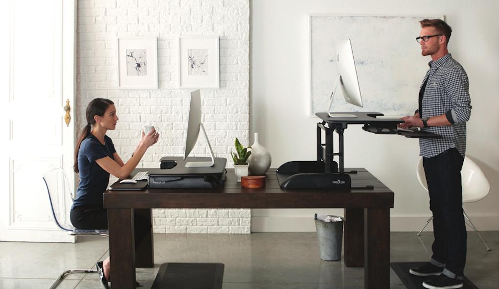Adoptez la bonne position au bureau