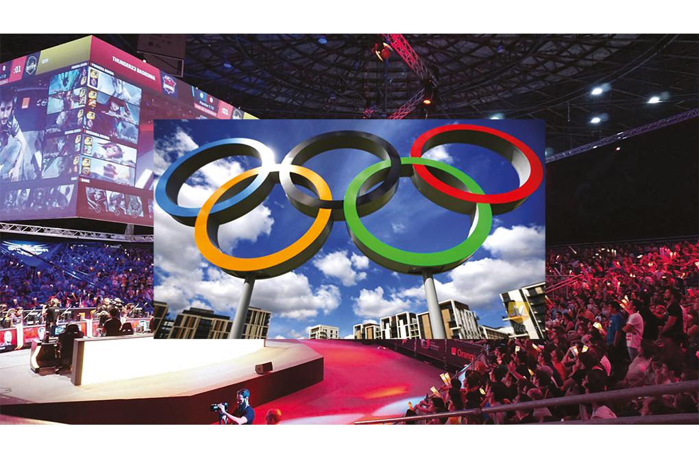 L'e-sport se rapproche des jeux olympiques