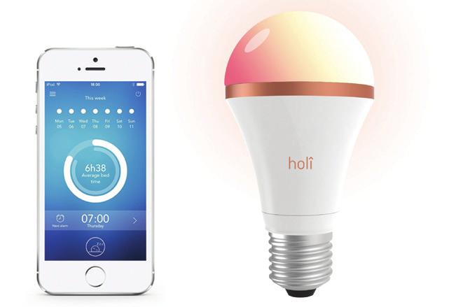 Les ampoules connectées, une idée lumineuse