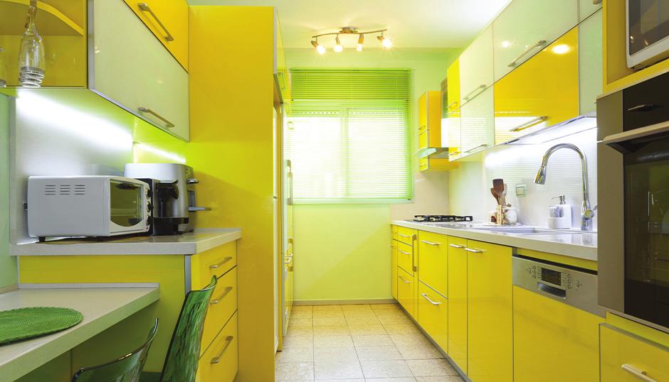 Le jaune pétille dans vos intérieurs !