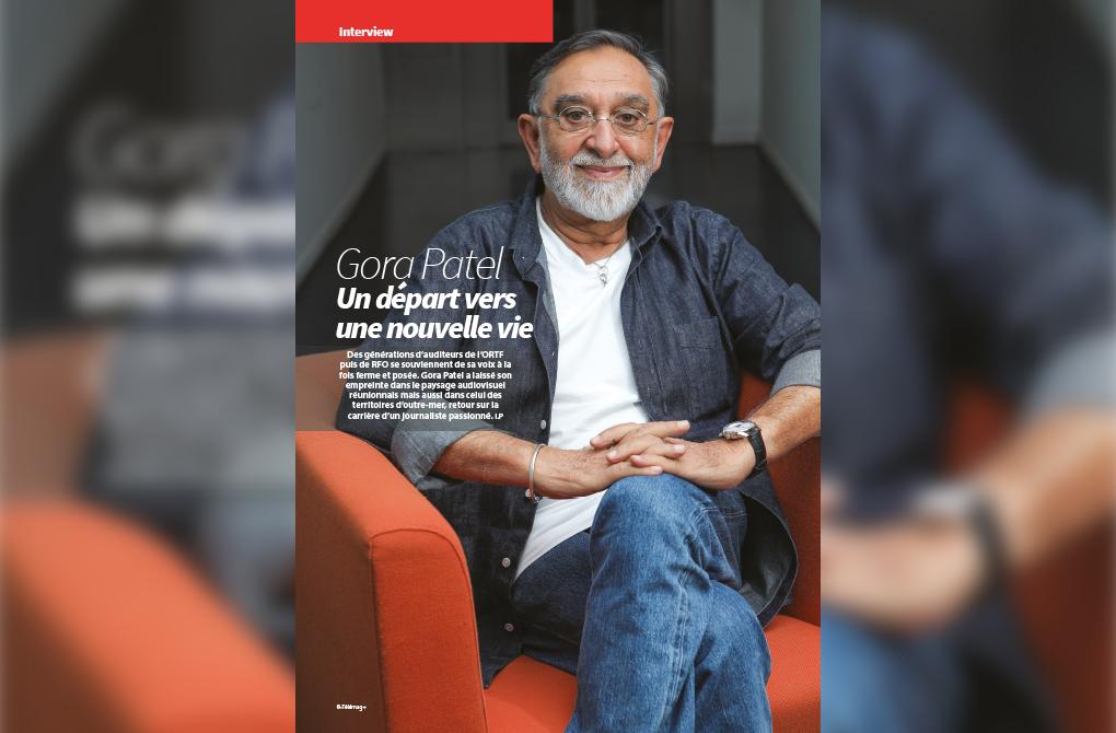 Gora Patel Un départ vers une nouvelle vie