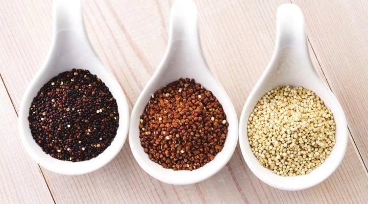 Le quinoa dans tous ses états