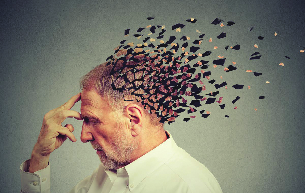 La maladie d'Alzheimer avance...