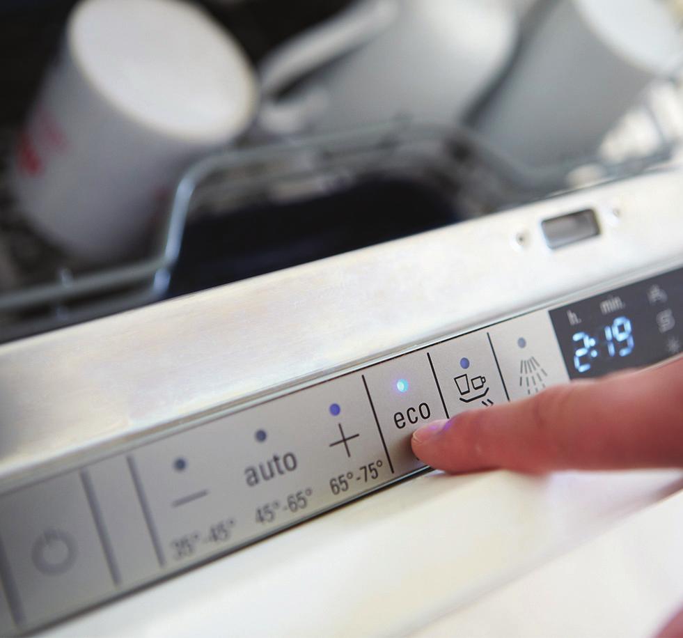 Entretenir son lave-vaisselle