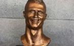 Le buste raté de Cristiano Ronaldo