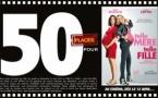 50 places à gagner chaque semaine avec le réseau Mauréfilms