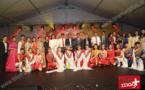 Région réunion: Fête des Lanternes
