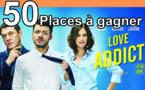"""Cinéma - 50 places à gagner pour """"Love Addict"""" avec le réseau ICC"""