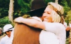 Kelly Capwell, de Santa Barbara, de son vrai nom Robin Wright, s'est mariée avec un français