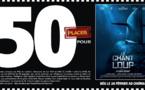"""Cinéma - 50 places à gagner pour """" LE CHANT DU LOUP """" avec le réseau Mauréfilms"""