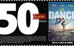 """Cinéma - 50 places à gagner pour """" LET'S DANCE """" avec le réseau Mauréfilms"""