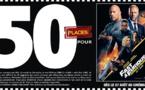 """Cinéma - 50 places à gagner pour """" FAST & FURIOUS, HOBBS & SHAW """" avec le réseau Mauréfilms"""
