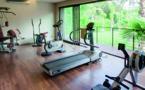 Une salle de gym à la maison