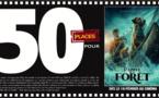 """Cinéma - 50 places à gagner pour """" L'appel de la Forêt """" avec le réseau Mauréfilms"""