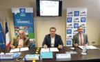 Signature de Convention partenariat Région-CAF, pour la mise en oeuvre du Chèque Tourisme « Mon Île 974 »