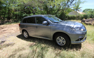 Mitsubishi Outlander PHEV, hybride rechargeable