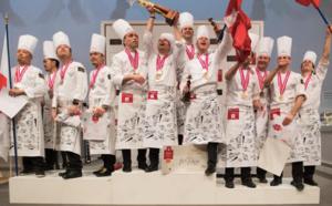 Coupe du monde de pâtisserie : la France remporte une 8 ème médaille d'or