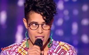 """The Voice 2017 : avec une reprise étonnante de """"YMCA"""", Nathalia a gagné sa place chez Florent Pagny"""
