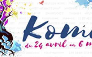 Théâtre : festival Komidi