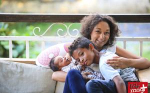 Bonne fête des mères avec Yaelle Trules