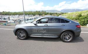 Le Mercedes GLC coupé: Impressionnant
