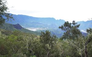 Bivouac et Col Choupette à Cilaos