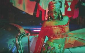 Découvrez le dernier clip de Rihanna en tenue très très suggestive !