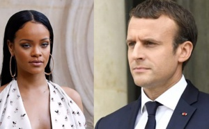 Emmanuel Macron : Interpellé par Rihanna, il l'invite à l'Élysée