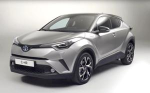 Toyota C-HR : L'excellent SUV