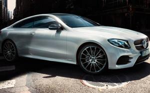 Mercedes-Benz Classe E Coupé : un pur régal