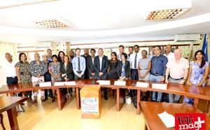 CMAR : Développement des entreprises