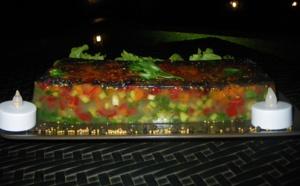 Terrine de légumes végétarienne