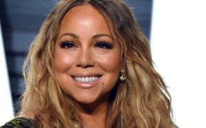 Mariah Carey rend hommage à Johnny Hally­day