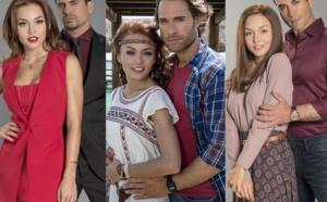 Télénovéla Les Trois Visages d'Ana: Episodes 27 à 36