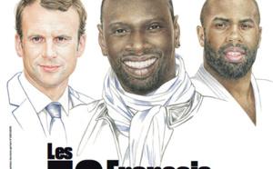 Les 50 français qui comptent, une enquête exclusive Le Parisien week-end