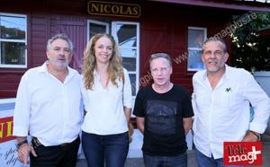 Cave Nicolas: Inauguration