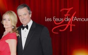 Télénovéla Les feux de l'amour : Semaine du 5 au 9 février