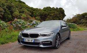 BMW Série 5520d M-Technic: La Reine des routières, chapitre 7