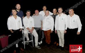 Rugbymen golfeurs : soirée de gala