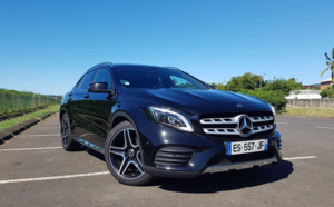 MERCEDES GLA 220d Fascination