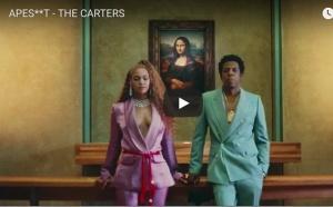 Découvrez l'album surprise de Beyoncé et Jay - Z, avec leur clip tourné au Louvre