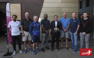 Vidéo - Des recruteurs internationaux sélectionnent nos footballeurs réunionnais