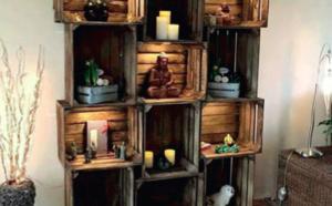 Un DIY spécial caisse en bois!