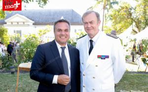 Préfecture de La Réunion : Garden party