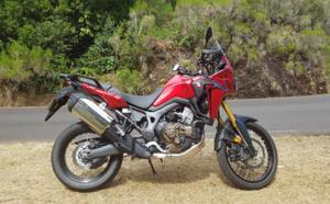 HONDA AFRICA-TWIN CRF1000L TCT