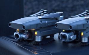 Drones à caméra