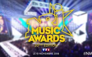 """""""NRJ MUSIC AWARDS, LA 20ème ÉDITION """""""