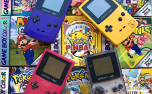 GAME BOY COLOR fête ses 20 ans